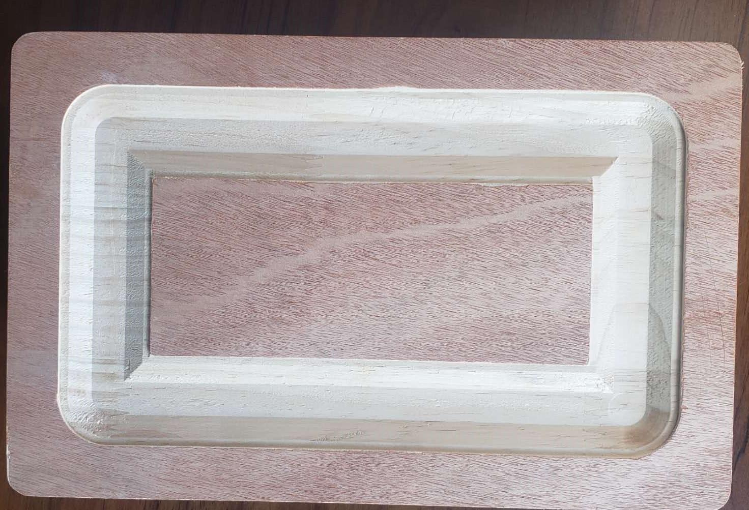 实木柜门板